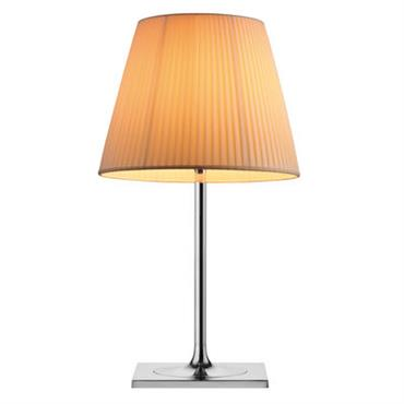 Lampe de table K Tribe T2 Soft - Flos beige en métal