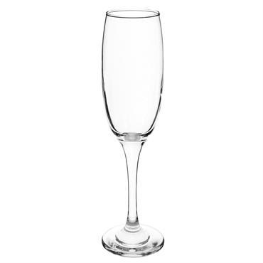 Flûte à champagne en verre VENUE
