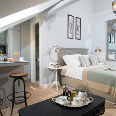ST. JOSEPH'S HOTEL – DUBROVNIC (CROATIA) PROJECT: KALITERNA ARHITEKTURA D.O.O. – CROATIA CONCEPT: DIALMA BROWN