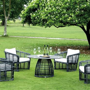 Jardins modernes id e d co et am nagement jardins modernes for Amenagement grand jardin