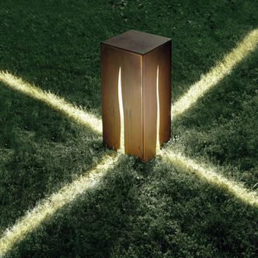 Lampe de sol Granito H 60 cm - Pour l´extérieur - Artemide