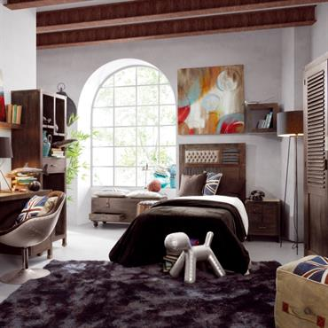 Gamme industial chambre ado