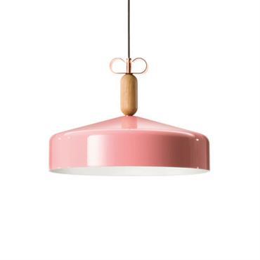 Suspension Bon Ton / Ø 45 cm - Exclusivité - Torremato rose