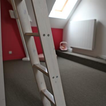 Réaménagement d'une maison individuelle à Chantilly