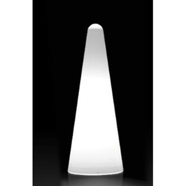 Lampadaire Cono Indoor H 113 cm - Pour l´intérieur - Slide blanc