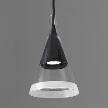 Suspension Vigo / LED - H 40 cm - Artemide Blanc