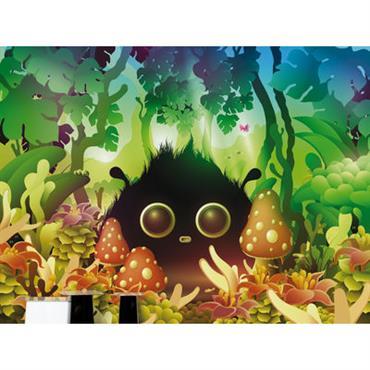 Papier peint panoramique Forest / 8 lés - L 372