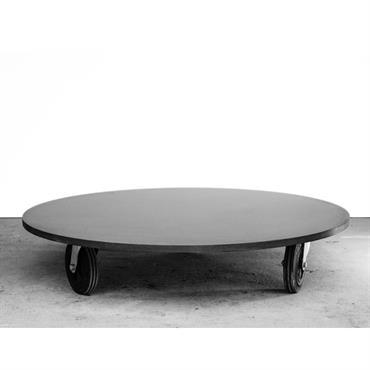Table Basse Ronde Béton O²