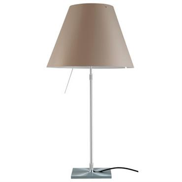 Lampe de table Costanza / H 76 à 110 cm - Luceplan