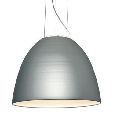 Suspension Nur LED / Ø 55 cm - Artemide aluminium anodisé en métal