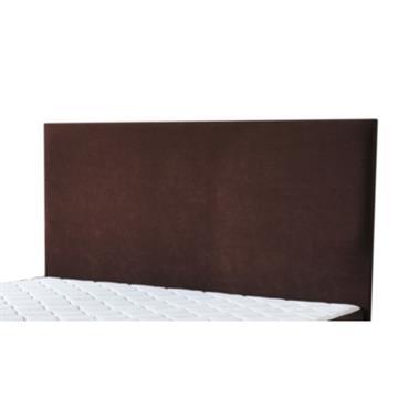 Tête de lit Dario chocolat DUVIVIER