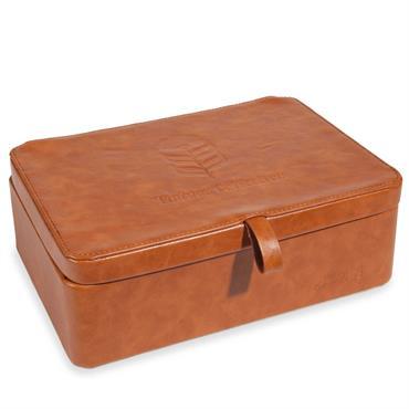 Boîte à bijoux BROWN VINTAGE