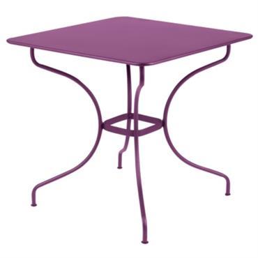 Table carrée FERMOB Opéra
