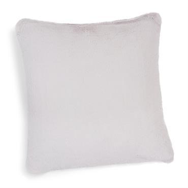 Avec son aspect très doux, ce coussin en fausse fourrure grise réchauffera instantanément l'atmosphère de votre pièce. Combiné à d'autres teintes pastel, ce coussin gris vous permettra de créer un ...
