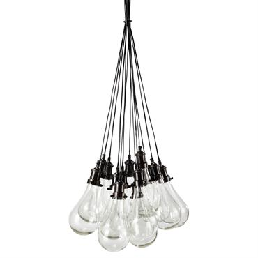 Suspension en verre D 45 cm DIDEROT