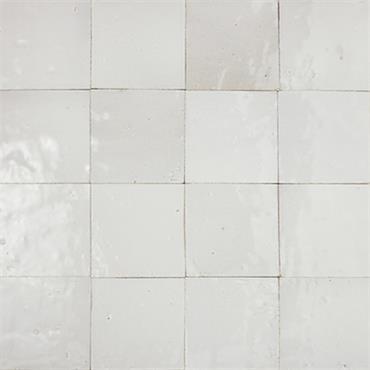 Zellige Blanc opaque