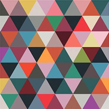 Papier peint Mosaic Classic / 2 lés - larg 91 cm