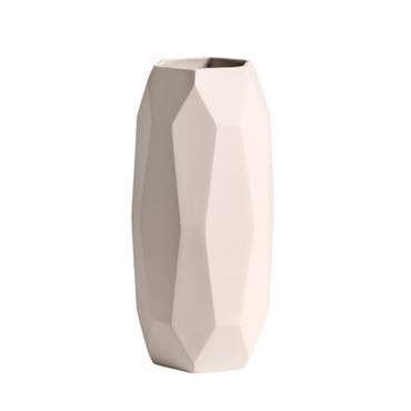 Vase Shades / H 22 cm - Muuto Rose en Céramique