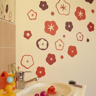 Stickers pour salle de bain d'enfant