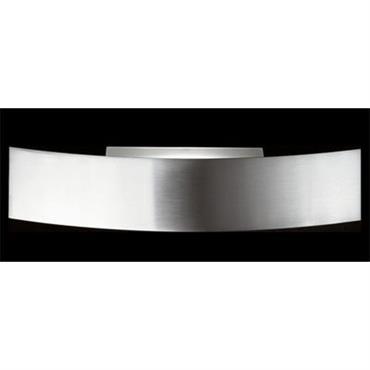 Applique Riga 70 cm - Fontana Arte métal brillant en métal