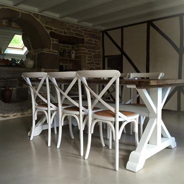 Salon beton cire