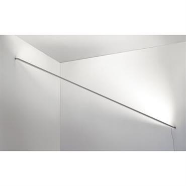 Applique Flashit / LED - L 150 cm - Artemide blanc en métal