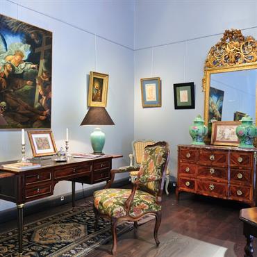 Bureau classique : aménagement et décoration – Domozoom