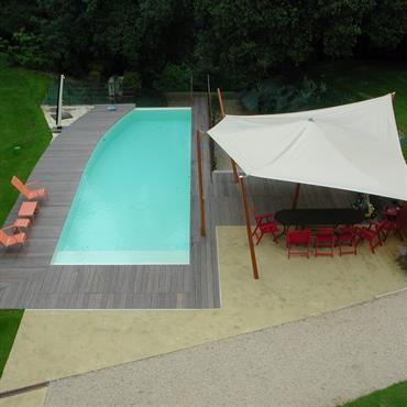 piscines Design et Contemporaines Idée déco et aménagement piscines ...