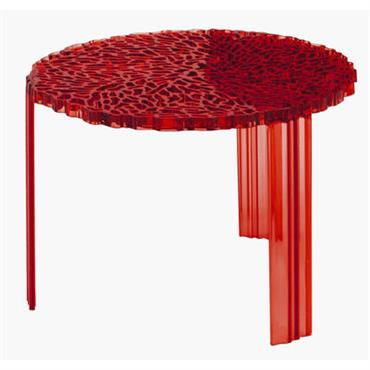 Table basse T-Table Medio / Ø 50 x H 36 cm