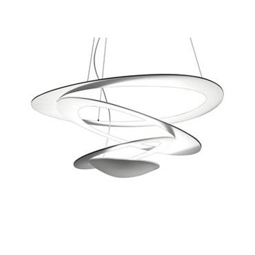 Suspension Pirce Micro LED / Ø 48 cm - Artemide blanc en métal