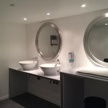 Cabinet médical: toilettes