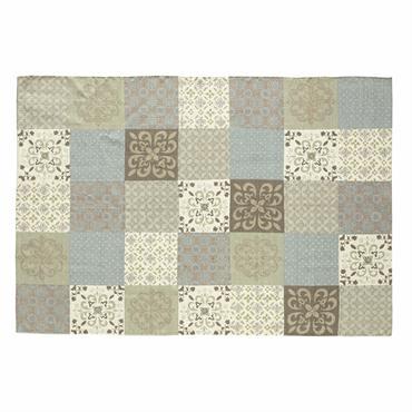 Le tapis PROVENCE créera une véritable mosaïque de couleurs pastel sur le sol de votre choix. Inspiré des carreaux de ciment, ce tapis offrira des motifs variés qui donneront une ...