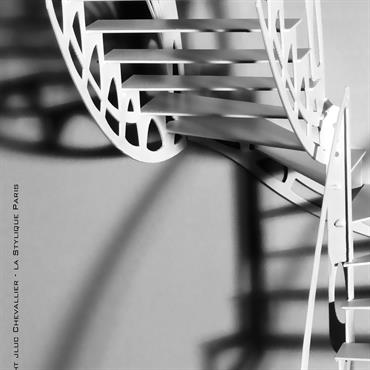 Escalier design Papillon