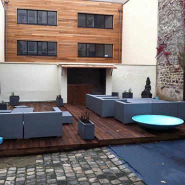 Terrasse et mobilier extérieur
