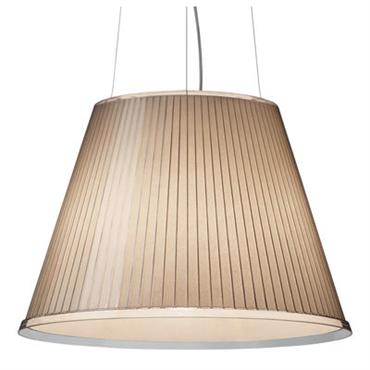 Suspension Choose Ø 35 cm - Artemide Beige en Matière plastique