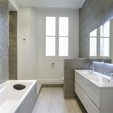salle de bain design et style contemporain � id233es et