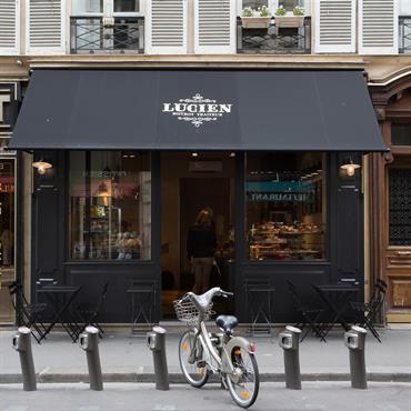 Restaurant Saint Lazare