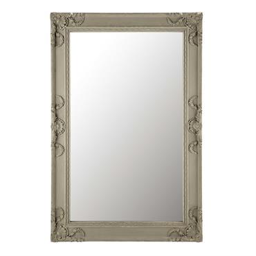 Miroir en bois et résine H 180 cm ÉLÉONORE