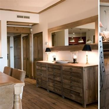 Cuisine Style Chalet. Dcoration With Cuisine Style Chalet ...