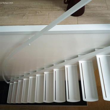 Escalier design profil
