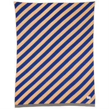 Plaid enfant Little Stripe / 80 x 100 cm - Ferm Living rose
