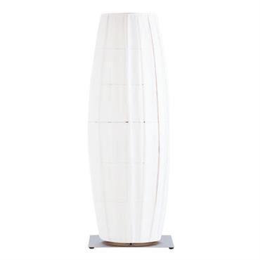 Lampe de sol Colonne / H 66 cm - Tissu