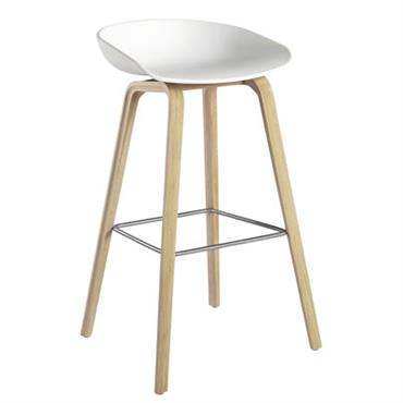 Tabouret de bar About a stool AAS 32 / H 75 cm