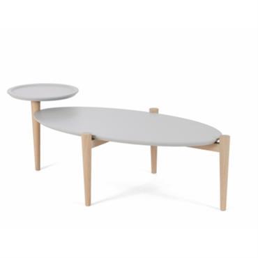 Table basse Ovale Milord
