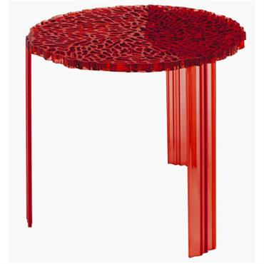 Table basse T-Table Alto / Ø 50 x H 44 cm