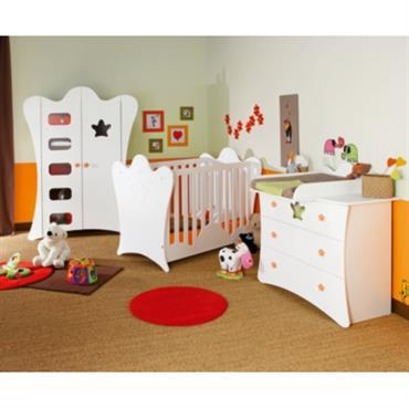 Chambre bébé complète Sam
