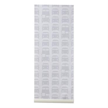 Papier peint Rush Hour / 1 rouleau - Larg 53 cm