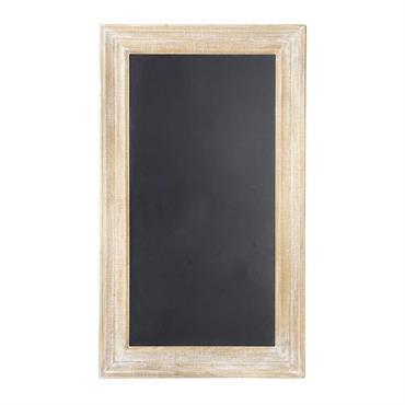 Tableau ardoise noir 81 x 141 cm ANJOU