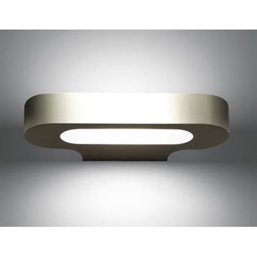 Applique Talo LED / L 21 cm - Artemide Or en Métal