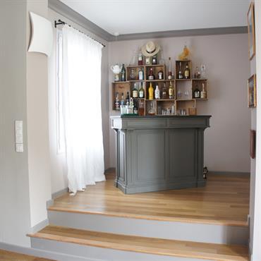 Le bar-Un lieu de détente et de convivialité